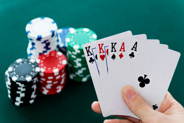 If Fixing Poker Require 10 Measures?