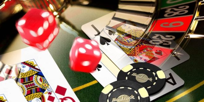 Five Online Casino You Shouldn't Make