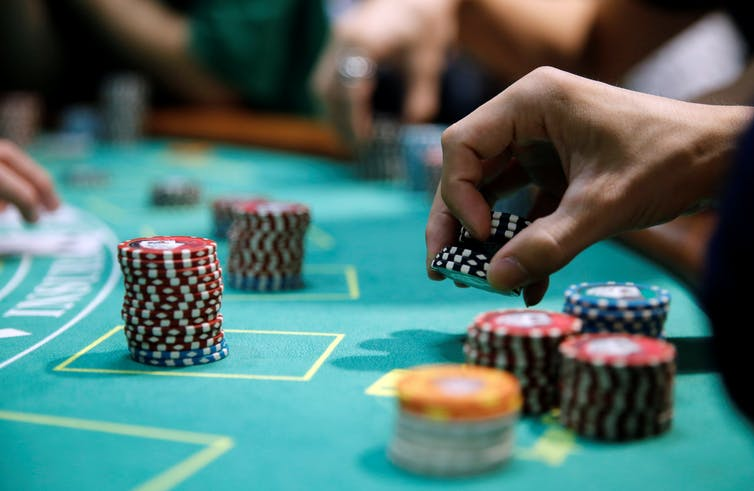 How To Utilize Gambling To Produce A Effective Business Item