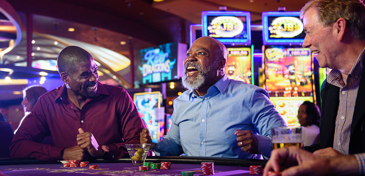 The Drawback Danger Of Casino That Nobody Is Discussing