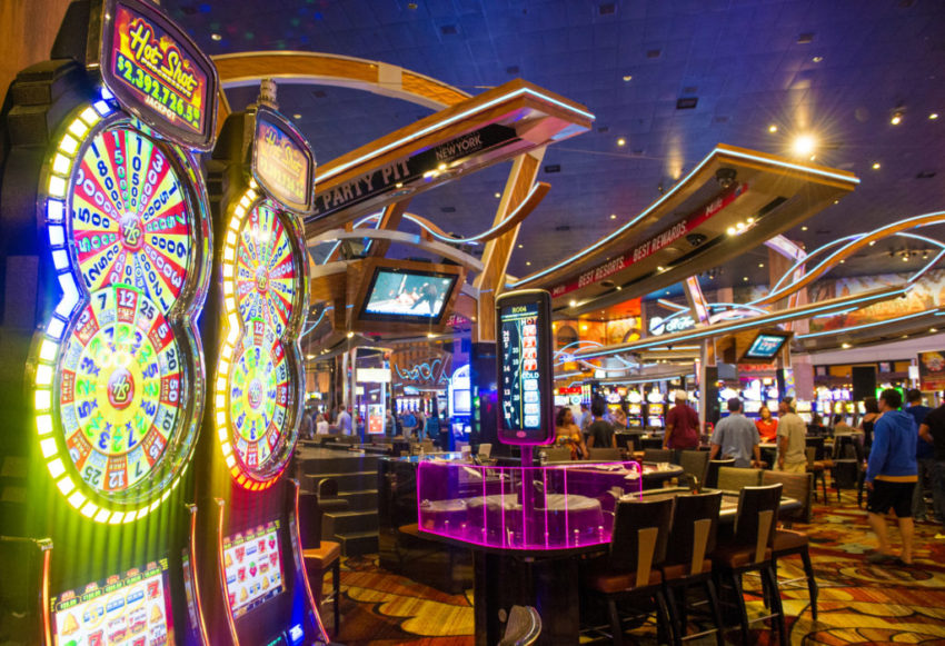 Easy Actions To An Efficient Casino Technique