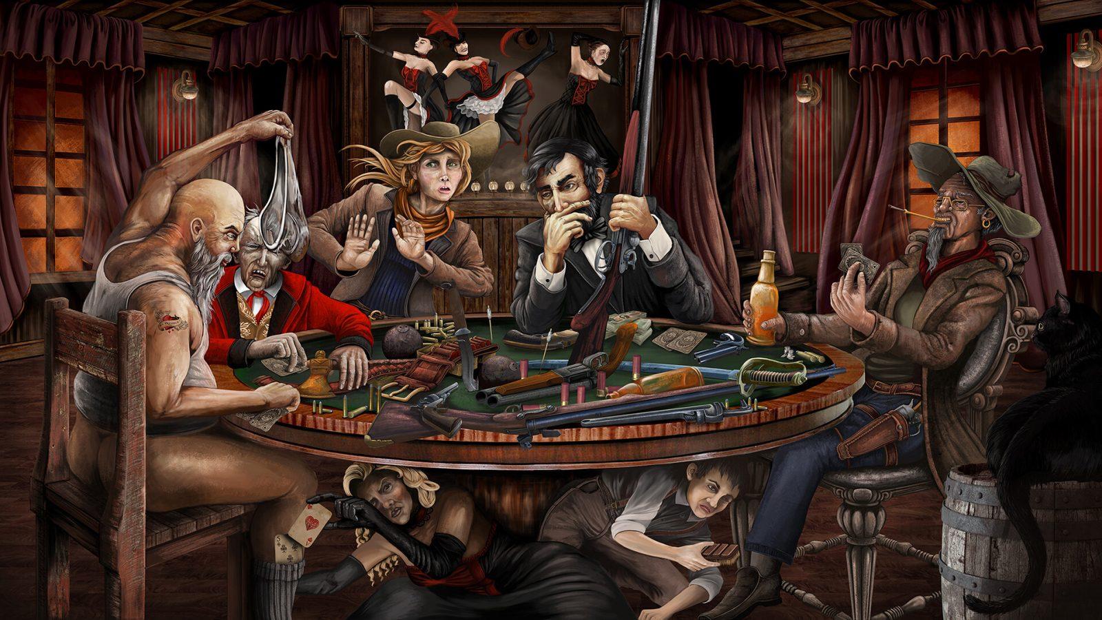 The Struggle Towards Online Gambling