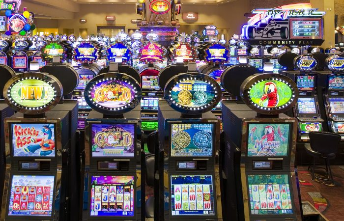 Top Nine Lessons About Casino To Learn Earlier
